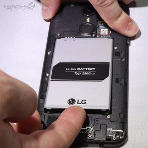 نمایندگی تعمیر موبایل ال جی