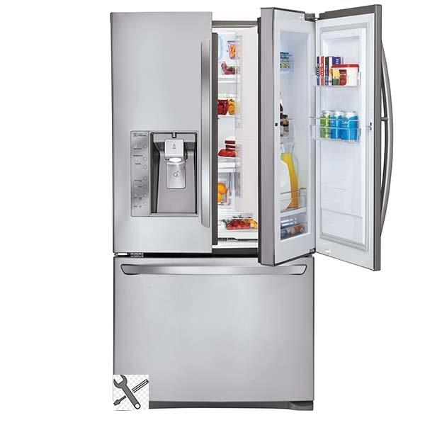 واحد تعمیرات یخچال LG