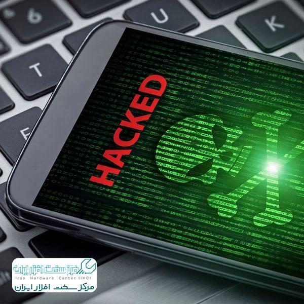 نشانه های هک شدن موبایل اندرویدی
