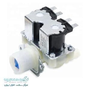 شیر برقی ماشین لباسشویی ال جی