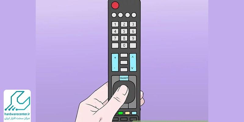 نحوه ورود به تنظیمات مخفی تلویزیون ال جی