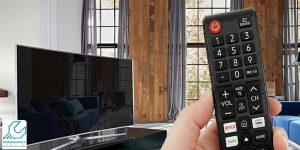 مرتب کردن کانال های تلویزیون LG